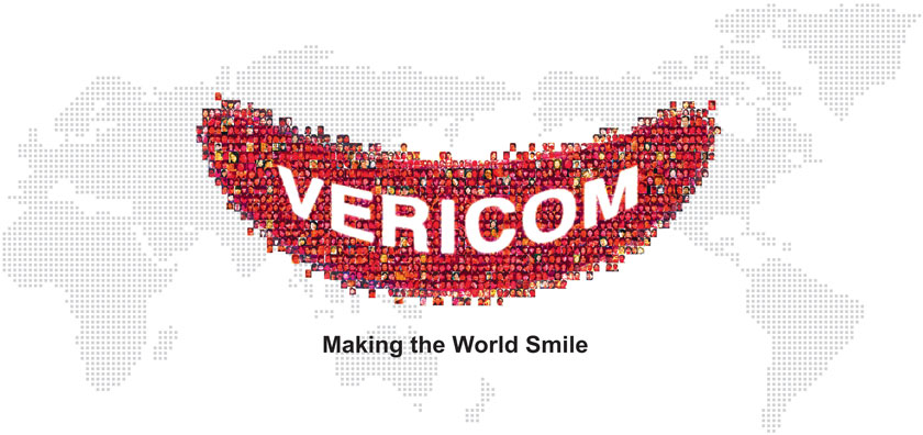 vericom Making the world smile